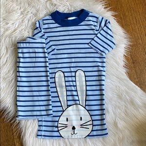Hanna Andersson Bunny Pajamas